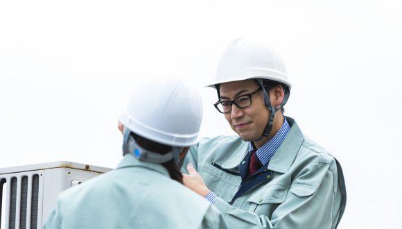 空調設備施工管理職